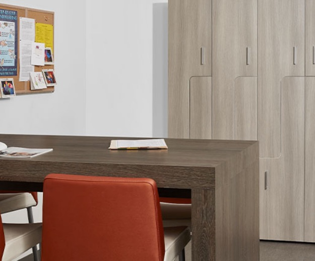 Residential Application | Office Furniture | HPL Panels