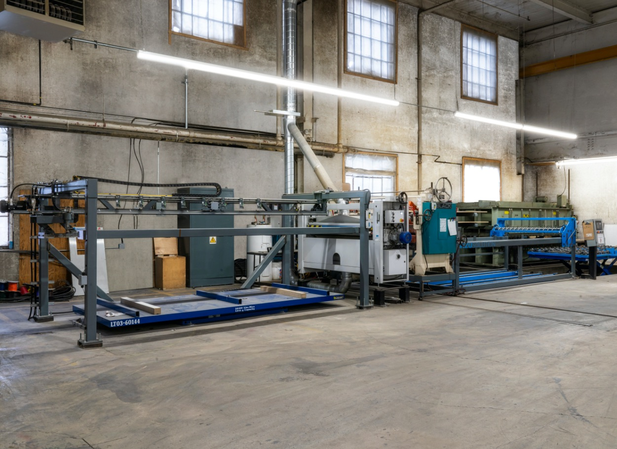 High-Pressure Laminating Press | Automated Equipment