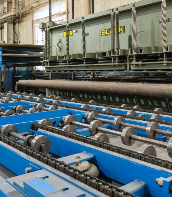 High-Pressure Laminating Press | HPL Equipment